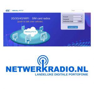 RealPTT netwerk - RealPTT network